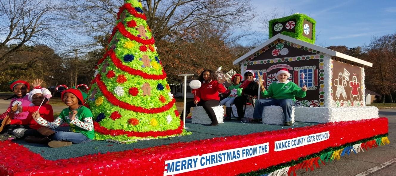 Henderson Nc Christmas Parade 2019 Henderson, NC Christmas Parade   Vance County Arts Council
